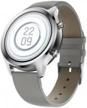 Chytré hodinky TicWatch C2 Plus, stříbrná