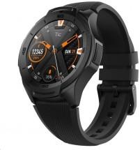 Chytré hodinky TicWatch S2, černá