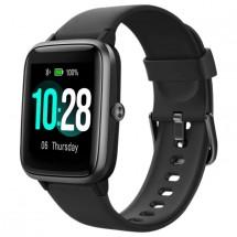Chytré hodinky UleFone Watch, černá