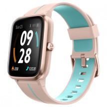 Chytré hodinky UleFone Watch GPS, modrá