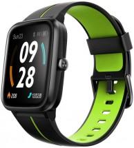 Chytré hodinky UleFone Watch GPS, zelená