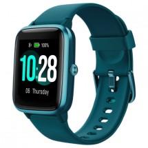 Chytré hodinky UleFone Watch, tyrkysová