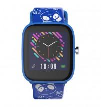 Chytré hodinky Vivax Smart watch LifeFit Hero kids, modrá