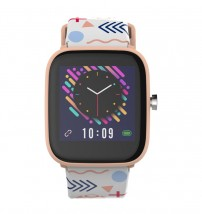 Chytré hodinky Vivax Smart watch LifeFit Hero kids, oranžová