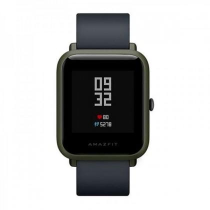 Chytré hodinky Xiaomi Amazfit BIP, tmavě zelená