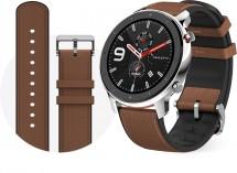 Chytré hodinky Xiaomi Amazfit GTR 47mm, stříbrná