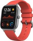 Chytré hodinky Xiaomi Amazfit GTS, oranžová