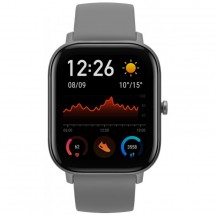 Chytré hodinky Xiaomi Amazfit GTS, šedá
