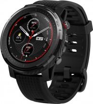 Chytré hodinky Xiaomi Amazfit STRATOS 3, černá POUŽITÉ, NEOPOTŘEB