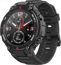 Chytré hodinky Xiaomi Amazfit T-Rex, Rock Black POUŽITÉ, NEOPOTŘE