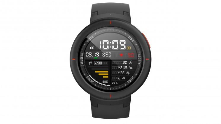 Chytré hodinky Xiaomi Amazfit VERGE, šedá