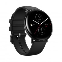 Chytré hodinky Zepp E Circle, černá