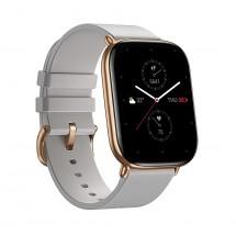 Chytré hodinky Zepp E Square, růžovo/zlatá