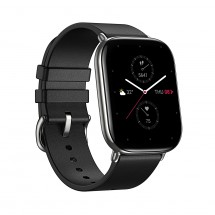 Chytré hodinky Zepp E Square, stříbrná