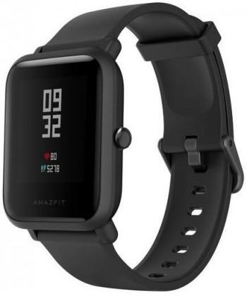 Chytré náramky Chytré hodinky Xiaomi Amazfit Bip Lite, černá