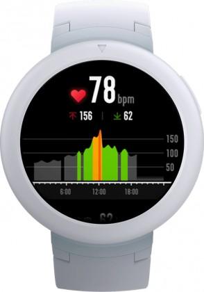 Chytré náramky Chytré hodinky Xiaomi Amazfit Verge Lite, bílá