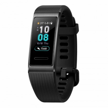 Chytré náramky Chytrý náramek Huawei BAND 3 PRO, černá