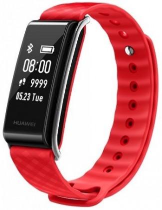 Chytré náramky Chytrý náramek Huawei COLORBAND 2, červená