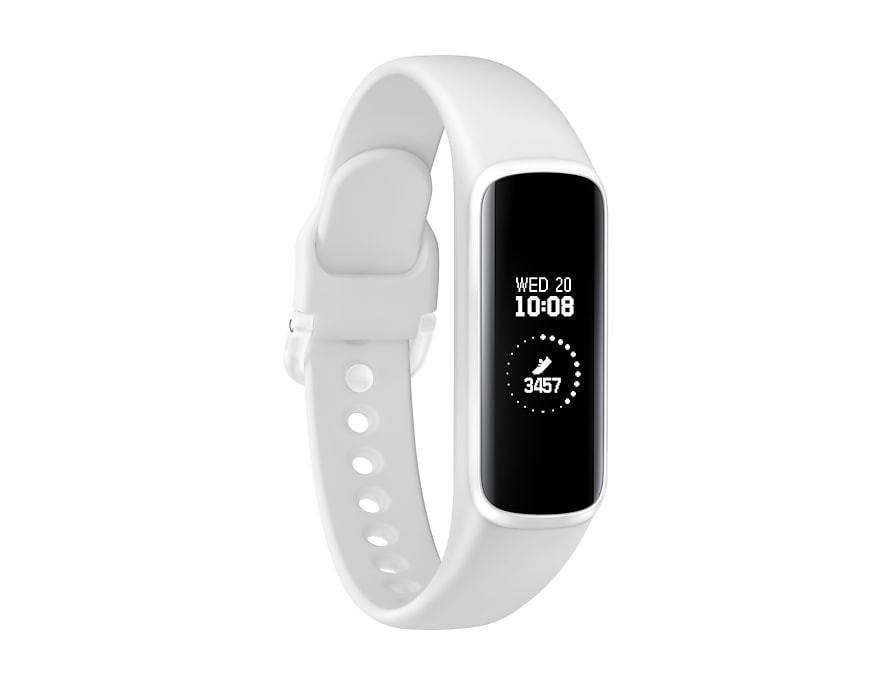 Chytré náramky Chytrý náramek SAMSUNG Galaxy Fit e, bílá