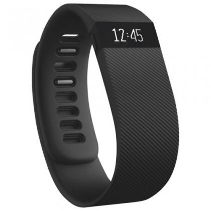 Chytré náramky Fitbit Charge Large Black