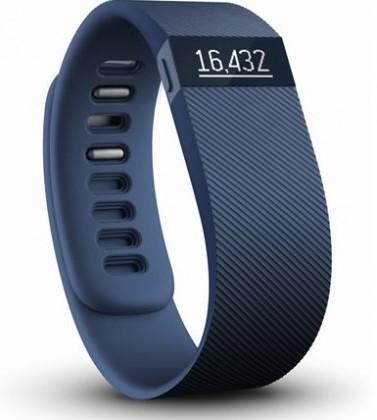 Chytré náramky Fitbit Charge Large Blue
