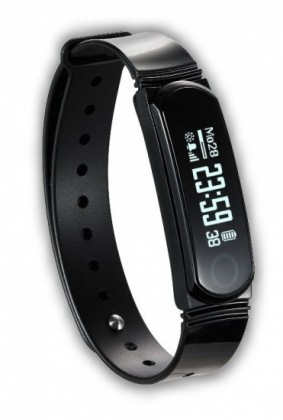 Chytré náramky GARNI Q-66HR - fitness náramek s měřením tepu POUŽITÉ