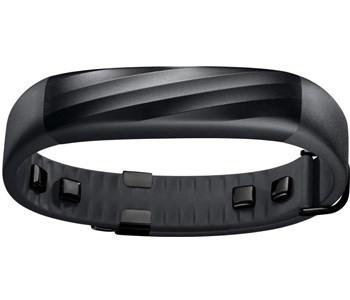 Chytré náramky Jawbone UP3 Black Twist
