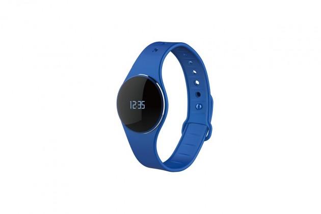 Chytré náramky MYKRONOZ ZECIRCLE monitor aktivity - modrý