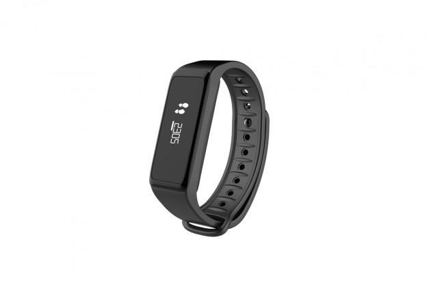 Chytré náramky MYKRONOZ ZEFIT2 fitness náramek - černé