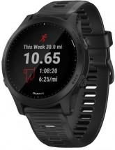 Chytré sportovní hodinky Garmin Forerunner 945, černá