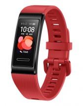 Chytrý náramek Huawei Band 4 Pro, červená