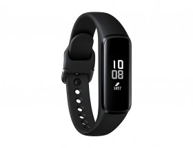Chytrý náramek SAMSUNG Galaxy Fit e, černá