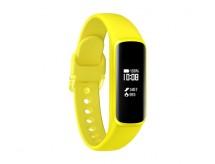 Chytrý náramek SAMSUNG Galaxy Fit e, žlutá