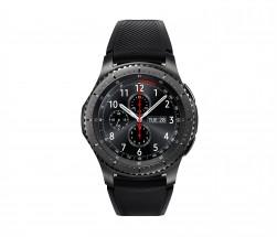 Chytrý náramek Samsung Gear S3 FRONTIER, tmavě šedá