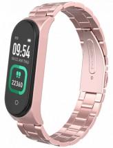 Chytrý náramek Smartomat Sunset 4 Pro, růžovo/zlatá