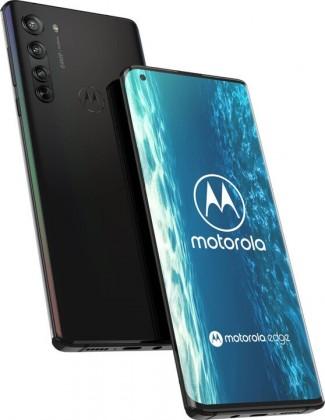 Chytrý telefon Mobilní telefon Motorola Edge 5G 6GB/128GB, černá