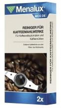 Čistič mlýnků na kávu plnoautomatických kávovarů Menalux MCG