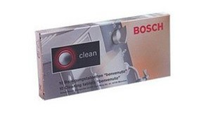 Čističe, doplňky Bosch TCZ 6001 Čistící tablety