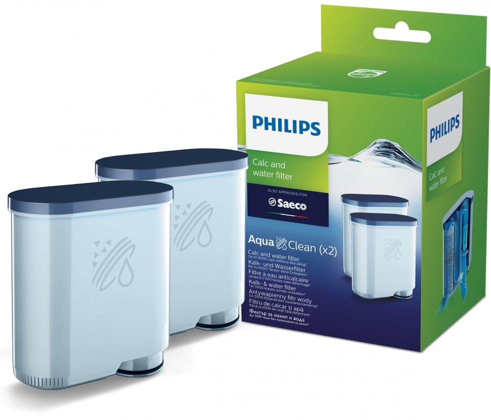Čističe, doplňky Náhradní vodní filtr Philips Saeco CA6903/22, 2kusy