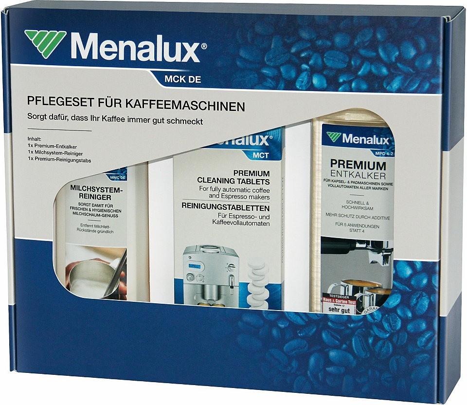 Čističe, doplňky Sada na čištění kávovarů Menalux MCKCZ