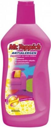 Čističe koberců Mr. Teppich - čistič (500 ml, marseillské mýdlo)