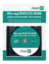 Čistící CD CLEAN IT pro Blu-ray/DVD/CD-ROM přehrávače