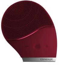 Čisticí sonický kartáček na obličej Concept SK9001, burgundy