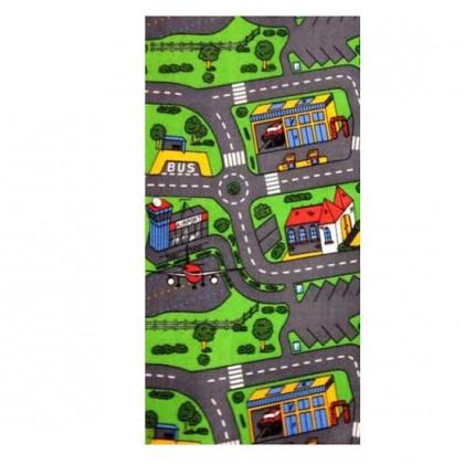 City life - Koberec 95X200 cm