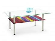 Cleopatra - Konferenční stolek (vícebarevný)