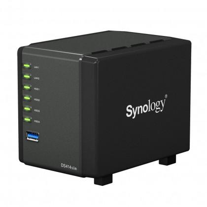 Cloud/NAS řešení Synology DS414slim