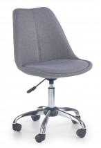 COCO 4 - dětská židle, šedá, regulace výšky sedáku