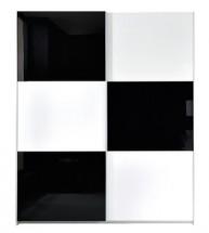 Colin SZF/183 - bílá/černá lesk