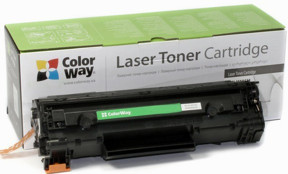 ColorWay CW-H278EU toner pro HP CE278A, černý