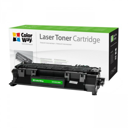 ColorWay kompatibilní toner pro HP CE505A/ černý/ 2300 stran
